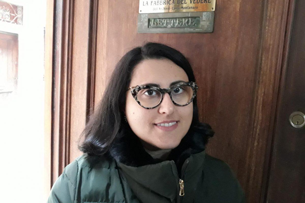 Daniela Currò, Conservatore della Cineteca Nazionale di Roma