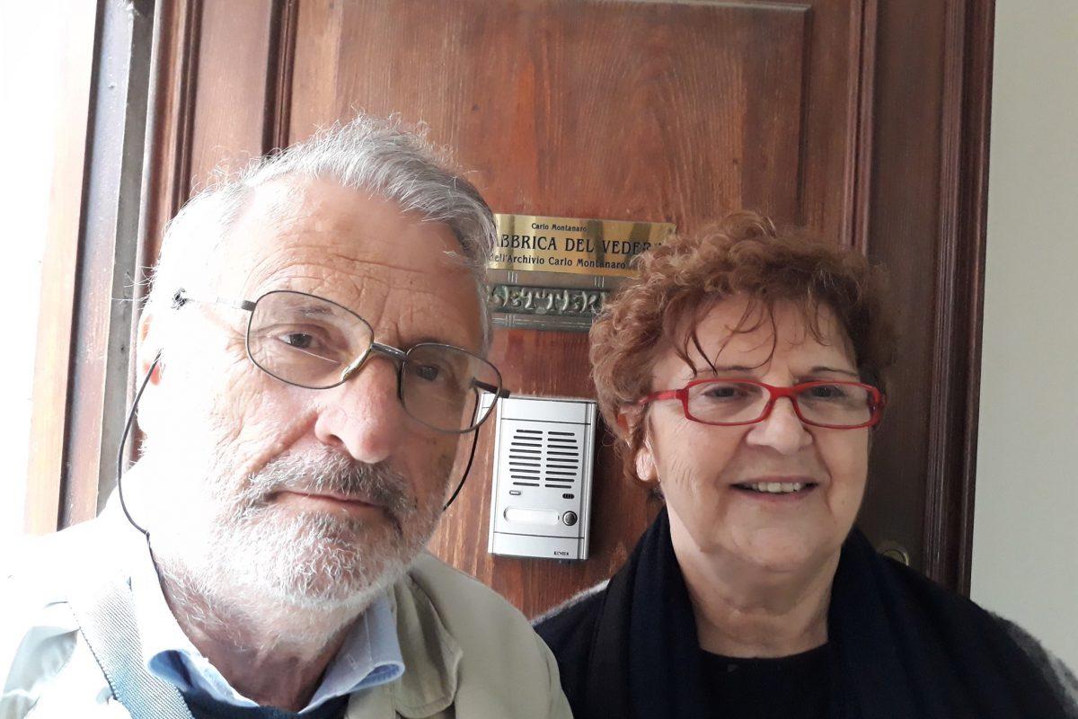 Maria Francesca Vassallo e Giancarlo Pauletto